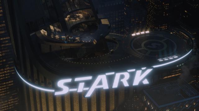 ?Marvel's The Avengers?..Stark Tower..Ph: Film Frame ..© 2011 MVLFFLLC. TM & © 2011 Marvel. All Rights Reserved.