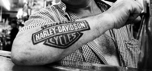 harley-davidson-logo-tattoo